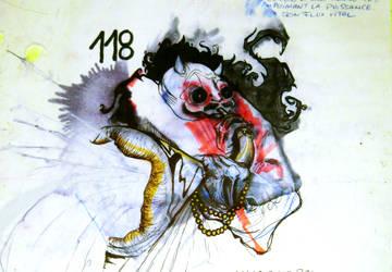 118 heavy wisthler demon by jerrycolombin