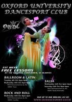 OUDC Poster Ballroom MT 2012 by ChevronTango