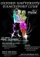 OUDC Poster Latin MT 2012 by ChevronTango