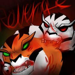 Revenge by Shiranukii