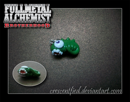 FMA: Envy Charm by Crescentfied