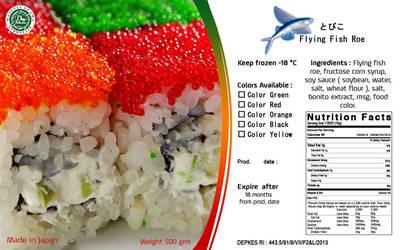 Sushi by laraibafih