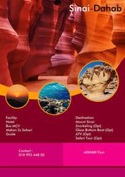 Sinai-Dahab BA by laraibafih