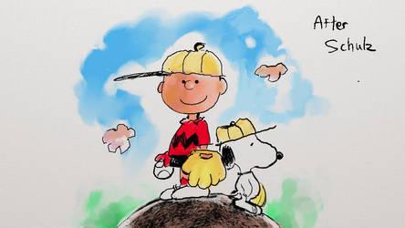 Peanuts by ovn1