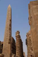 Karnak Obelisk Queen Hapshetsu by AndySerrano