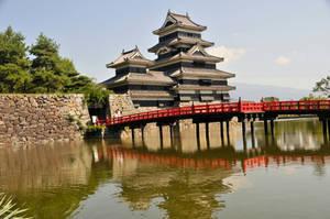 Matsumoto Castle by AndySerrano