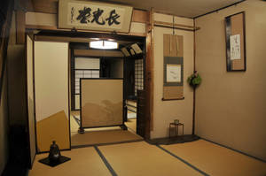 Matsumoto House Interior by AndySerrano