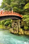 Shinkyo Sacred Bridge Arch by AndySerrano
