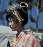 Cherry Festival Dancer by AndySerrano