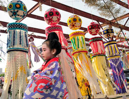 Tanabata Girl by AndySerrano