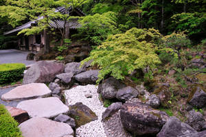 Hakone-Gora Japanese Sacred Grounds by AndySerrano