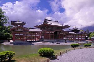 Byodoin Temple 2 - Kyoto by AndySerrano