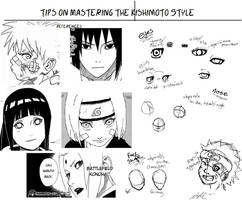 Tips on Mastering Kishimoto by NomiDango