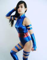 Psylocke psych by RiiCosplay