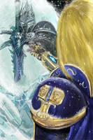 the future of arthas by fairydragon