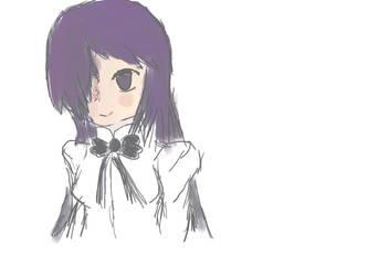 Hanako doodle by shinobigoomba