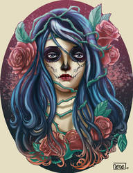 Mexican Roses by not-nene