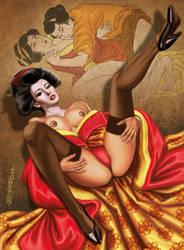 GeishaHustler panty by rebelakemi