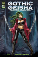 Gothic Geisha Cover by rebelakemi