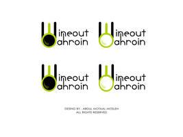 Dineout Dahroin Logo Contest 2 by AbdulMotaalMosleh