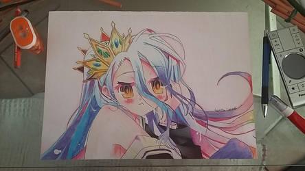 shiro draw by kamira-art-cosplay