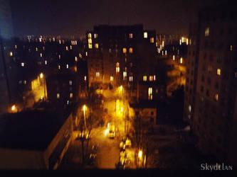 After dark by Skydelan