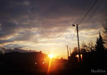 Sundown by Skydelan