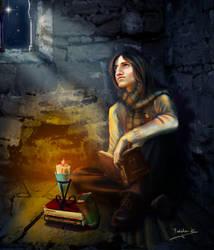 Hidden from the world by frodobolson72