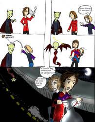 Danny the Vampire Slayer by Tessy890