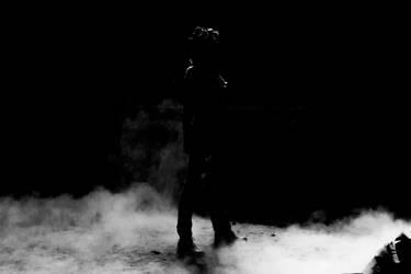Smoke by akinanajuma