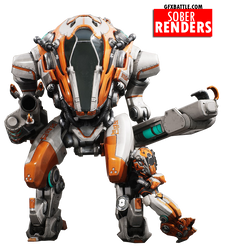 [Howitzer] Paragon Render by SoberDreams