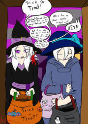 Howlloween by tyrion13
