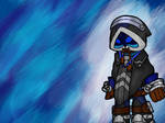 Request: Vulkano-Hedgehog by EternalSora
