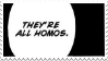 homos by AllyRat