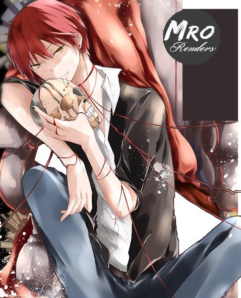Akabane Karma Render by MrReltOtaku