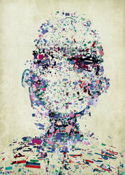 portrait by Larin-Nickolay
