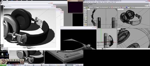 Dual monitor screenshot by juntao