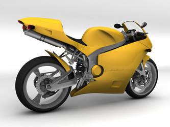 Concept Motorcycle by juntao