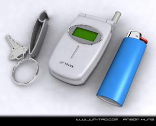 update phone keys and lighter by juntao