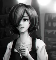 Beautiful person by eveblum