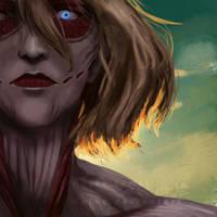 RandomWordChallenge #22: Titan by eveblum