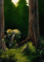Mirkwood by aegeri