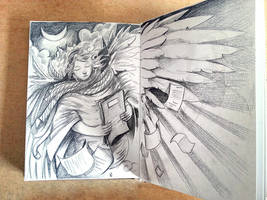 Angel of archive by barelt1