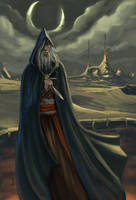 Balaam the Sorcerer by barelt1