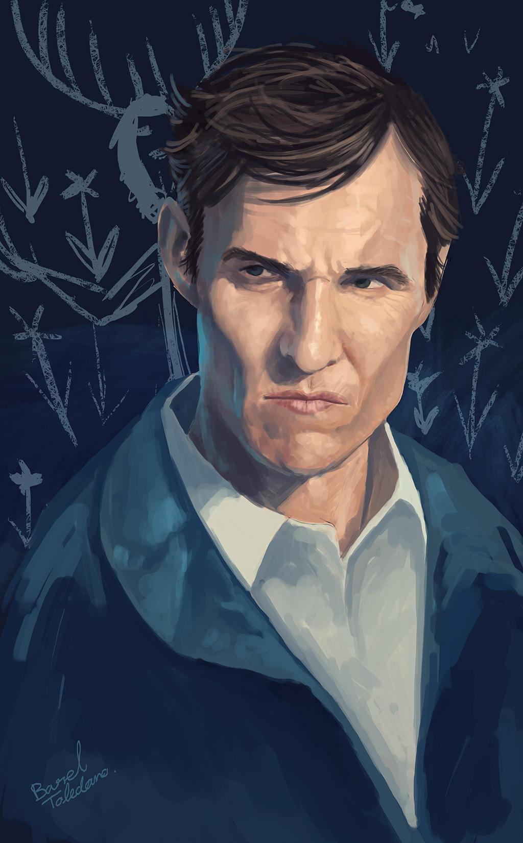 True Detective by barelt1