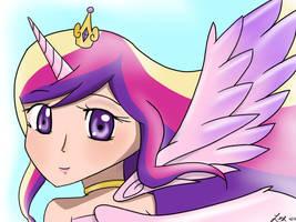 Princess Mi Amore Cadenza by Cresselivoir