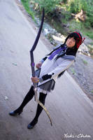 Homura Akemi - I Will Never Forget by Cresselivoir