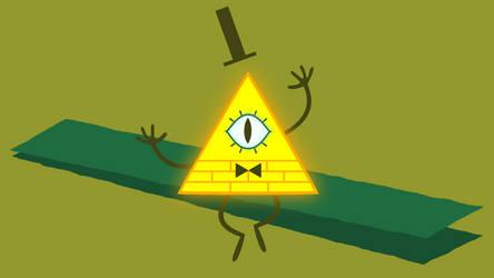 Bill Cipher by Cuccoteaser