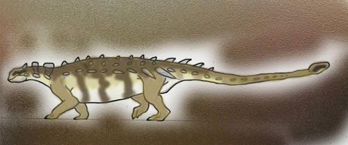 Pinacosaurus by MatrixDragondavid