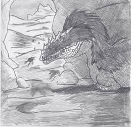 The Cave's Mercy by MatrixDragondavid